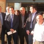 c55a5c_27-9-2013, Επίσκεψη του Υπουργού Υγείας στο Νοσοκομείο Χανίων (2)