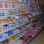 supermarket medicins
