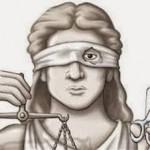 μονόφθαλμη δικαιοσύνη