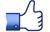 DCM6W7 Thumb Up Symbol